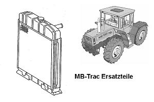 MB-Trac Ersatzteile-Logo